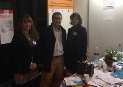 Cap mentorat et la Mairie de Paris pour faire découvrir le mentorat au Salon pour l'emploi des jeunes