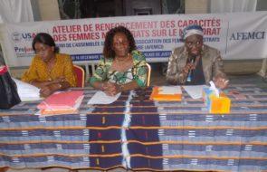 femmes magistrats en Côte-d'Ivoire