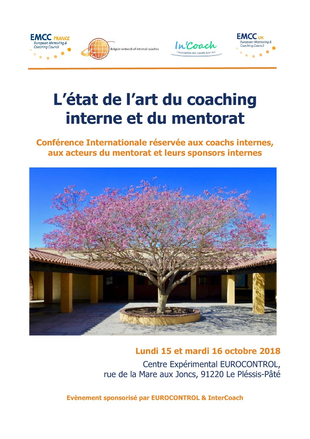 Conference brochure Paris 2018 (French version)