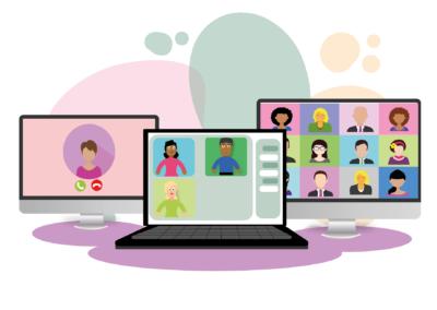 Le mentorat facteur de cohésion et de collaboration : sujet d'un webinaire Cap Mentorat/Espace transitions